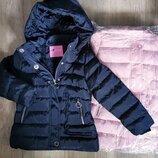 Куртка ,утеплённая ,для девочек Венгрия Размеры 12 лет,6 лет,14 лет,4 года