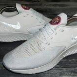 Nike odyssey react оригинальные, шикарные, стильные, ультра легкие кроссовки