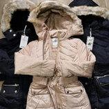 Куртка утепленная для девочек Венгрия Размеры 10,14,16 лет