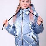 Новинка, весна 2020, демисезонная куртка Сьюзи 128-158 см