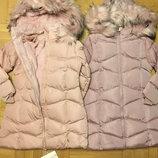 Куртка, утепленная , пальто для девочек Венгрия Размеры 14 лет,16 лет