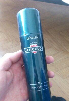 -45% Пена для бритья серии LANCELOT ланселот піна для гоління фаберлик