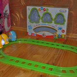 железная дорога для малышей Swing Penguin