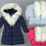 Куртка, утепленная , для девочек Венгрия Размеры 110