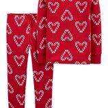 Пижама Картерс 3 - 5 лет Carters. Разные. 4 в 1, 2 в 1, флисовая, хлопковая