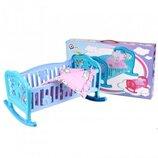 Кроватка для кукол Технок