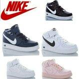 Хайтопы Nike супер цена 32-37р