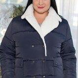 Куртка зима 44-54 рр