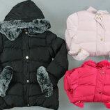Куртка утепленная для девочек Венгрия Размеры 4,6 лет