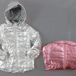 Куртка демисезонная для девочек Венгрия Размер 6 лет