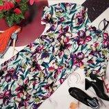 Красивое платье F&F, 100% вискоза, размер 18/46