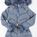 Куртка утепленная для девочек Венгрия Размеры 8,14 лет