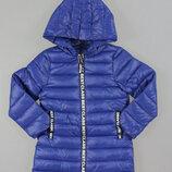 Куртка демисезонная для девочек Венгрия Размеры 110,150