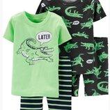 Пижама для мальчика рр.80-92 Carter's Картерс