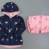 Куртка демисезонная для девочки Венгрия Размеры 122