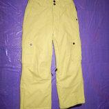 р. 140-146 лыжные штаны сноуборд мембрана 5К FireFly, Австрия