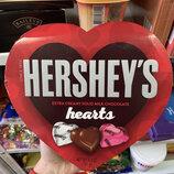 Подарочный набор конфет ко Дню Святого Валентина Hershey's Hearts