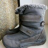 Зимние термо сапоги Primigi, Gore-Tex 32p. Оригинал