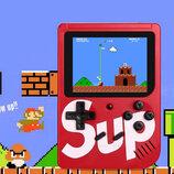 Портативная игровая приставка Game Box Sup 400в1