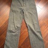 Мужские тёплые штаны пояс 43 см, размер 31-32