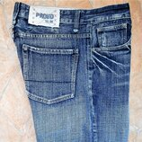 джинсы Proud размер 34-32 50