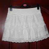 Кружевная юбка размер S, М от Promod