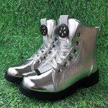Демисезонные ботинки для девочки, код 843
