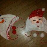 Снеговик, Дед Мороз карнавал