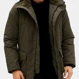 Куртка мужская парка Padded Parka Jacket gap 191210