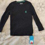 Новый свитер Rebel 4-5 лет рост 104-110 Англия