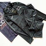 Спортивный новый с бирками тренировочный костюм nike