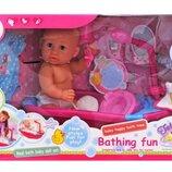 Игровой Набор Пупс в ванной с аксессуарами 8916