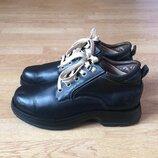 Кожаные ботинки Timberland 39 размера в отличном состоянии