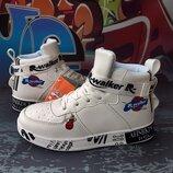 Хайтопы для мальчика, спортивные ботинки, код 845