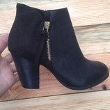 Акуратные ботиночки