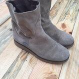 Крутые ботинки bjorn borg замш