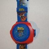 Проекционные детски Spin Master Часы проектор спин мастер Щенячий патруль на руку обачка пес собачий