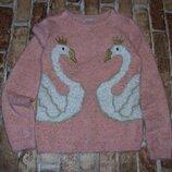 свитер нарядный травка 10 лет девочке Palomino