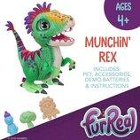 FurReal Friends Rex Интерактивный динозавр Малыш Дино