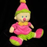 Кукла.клоун.лялька.куколка.лялечка.мягкая игрушка.мягка іграшка.Toi-Toys