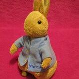 Зайка.зайчик.заяц.заєць.мягкая игрушка.мягка іграшка.мягкие игрушки.TY toys.Peter Rabbit.