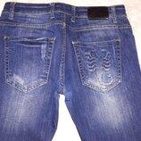 Крутые супер модные джинсы бойфренды