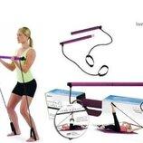 Тренажер для занятий пилатесом Portable Pilates Studio Empower long & lean DVD