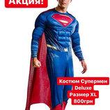 Карнавал Костюм Супермен Deluxce - 800грн.
