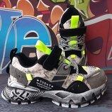 Стильные легкие кроссовки, код 836
