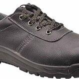 Міцні шкіряні напівчеревики, р.37-38, Portwest Kumo, Німеччина / полуботинки, ботинки, черевики
