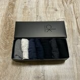 Носки низкие Calvin Klein набор мужских из 7 шт
