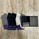 Носки низкие Tommy Hilfiger набор носков мужских из 5 шт