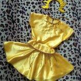 Костюм Солнышко для девочки, детский карнавальный костюм Солнышко