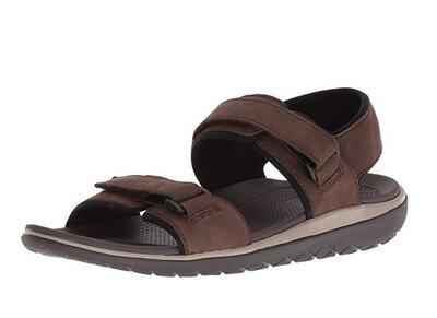 Кожаные сандалии 206 Collective р.43